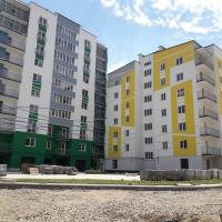 Хід будівництва ЖК поблизу парку ім. Шевченка станом на липень