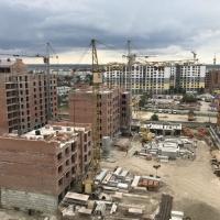 """Хід будівництва ЖК """"Левада Затишна"""" у липні"""