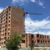 """Хід будівництва ЖК """"Парковий маєток"""" станом на липень 2018 р."""