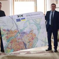 Проект генерального плану міста вже в Івано-Франківську