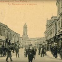 Шинки і крамниці в старому Станиславові