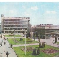 Торгові центри радянського Івано-Франківська