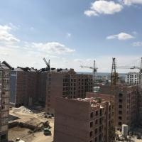 """Стан будівництва ЖК """"Левада Затишна"""" від БК """"Ярковиця"""" у серпні"""
