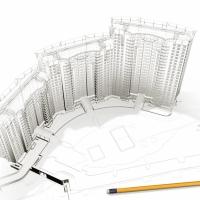 """Проект житлової забудови поруч міського парку та стадіону """"Рух"""" винесено на громадське обговорення"""