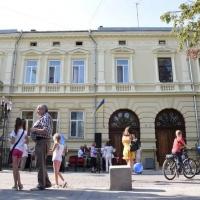 У Франківську відреставрували фасад пам'ятки архітектури на вул. Шевченка