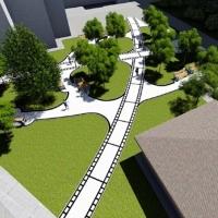 У мікрорайоні Каскад облаштують новий сквер