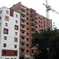 """Стан будівництва ЖК по вул. Залізничній від БК """"Альянс ІФ"""""""