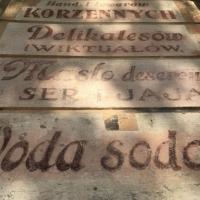 У Франківську відновлюють написи на історичних будинках. ФОТО