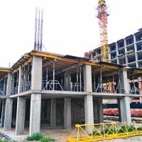 Хід будівництва ЖК «Comfort Park» станом на вересень