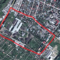 В Івано-Франківську забудують територію колишнього шкірзаводу