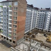 """Як проходить будівництво ЖК """"Левада Затишна"""" у вересні"""