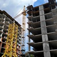 """Стан будівництва житлового району """"Manhattan"""" у вересні"""