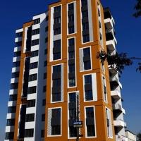 Стан будівництва ЖК по вулиці Хмельницького у вересні