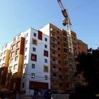 Стан будівництва ЖК по вул. Залізничній у вересні
