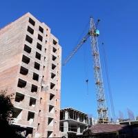 Фотозвіт з будівництва ЖК по вул. Незалежності у вересні