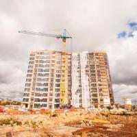 """Хід будівництва ЖК """"Lystopad"""" станом на вересень"""