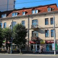 У Франківську поруч із сторічною пам'яткою архітектури побудують 8-поверховий будинок