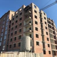 """Квартал """"Гімназійний"""": хід будівництва у жовтні"""