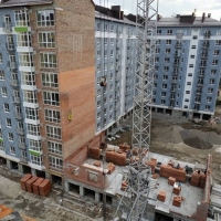 """Левада """"Затишна"""": фотозвіт з будівництва станом на жовтень"""