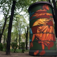У центрі Франківська хочуть облаштувати чотири підстанції, які стануть арт-об'єктами