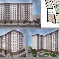 Франківський спортивний клуб ТСОУ будуватиме багатоповерхівки на Довгій