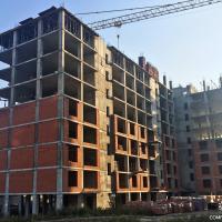 Як проходить будівництво ЖК «Comfort Park» у жовтні. ФОТО
