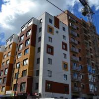 ЖК по вул. Залізничній: хід будівництва у жовтні
