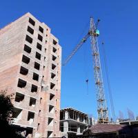 Стан будівництва ЖК по вул. Незалежності у жовтні