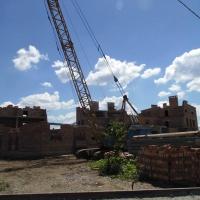 Хід будівництва дитячого садочку по вул. Національної Гвардії