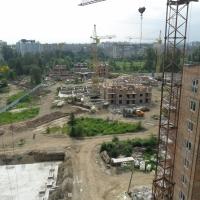 Хід будівництва ІІІ черги житлового комплексу по вул. Національної гвардії