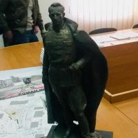 У Франківську обрали пам'ятник Роману Шухевичу