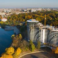 Міжнародна антикорупційна мережа визнала Івано-Франківськ найкращим містом України, в яке варто інвестувати