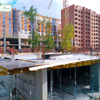 """ЖК """"Паркова алея"""": хід будівництва станом на жовтень"""