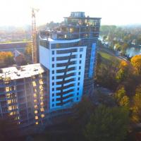 Від початку будівництва до введення в експлуатацію ціни на квартири зростають на 30%