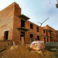 ЖК у районі парку Шевченка: хід будівництва у листопаді