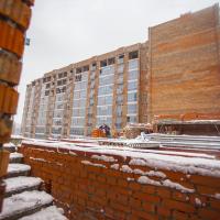 """ЖК """"Містечко Козацьке"""": фотозвіт станом на листопад"""