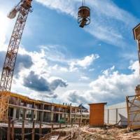 У жовтні збільшився обсяг виконаних будівельних робіт в Україні