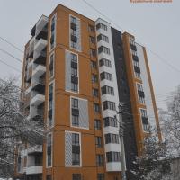 Хід будівництва ЖК по вул. Хмельницького у листопаді