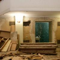 Як реставрують Центральний народний дім. ВІДЕО