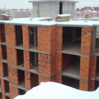 ЖК Crystal River: хід будівництва у листопаді