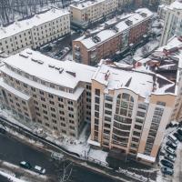 Завершено будівництво нового корпусу клініки св. Луки. ФОТО