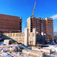 """Як проходить будівництво ЖК Millennium від БК """"МЖК Експрес-24"""""""