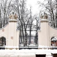 Роботи на території Палацу Потоцьких розпучнуть вже наступного року