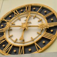 В Івано-Франківську відкрили відбудовану вежу-бельведер із трьома унікальними годинниками