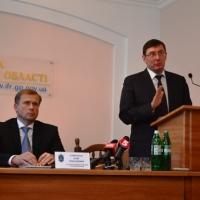 Луценко зацікавився рішенням депутатів Івано-Франківської міськради віддати під забудову промзону на Макогона