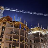 В Україні збільшуються обсяги будівництва