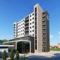"""Сучасний бізнес-центр """"River Plaza"""" від групи компаній """"Kontilium Group"""". ВІДЕО"""