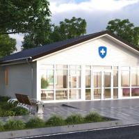Будівництво усіх 26 амбулаторій на Прикарпатті завершать до кінця першого півріччя 2019 року