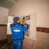 Хід будівництва ЖК Lystopad у січні