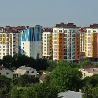 """Трішки нових панорамних фото з містечка """"Калинова Слобода"""""""